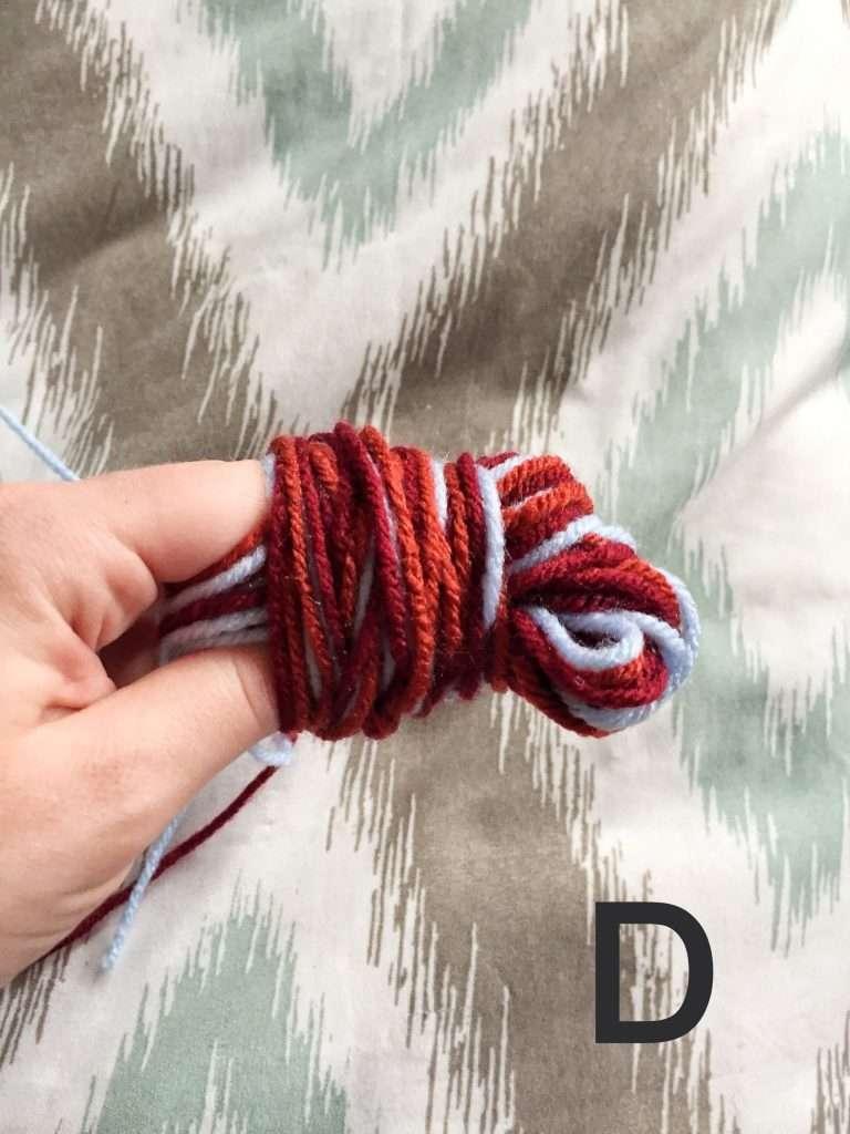 Making a Ball of Yarn