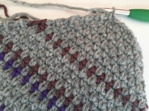 Decreasing in Crochet to Create a Rectangle