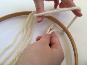 Open the Loop Wide to Make a Knot
