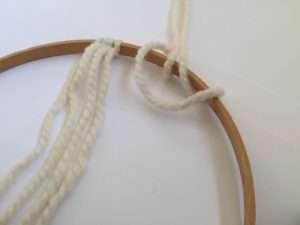 Reverse Lark's Head Knot Tutorial for Beginners