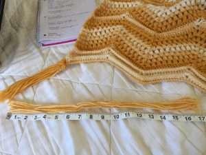 How to Make Crochet Tassels