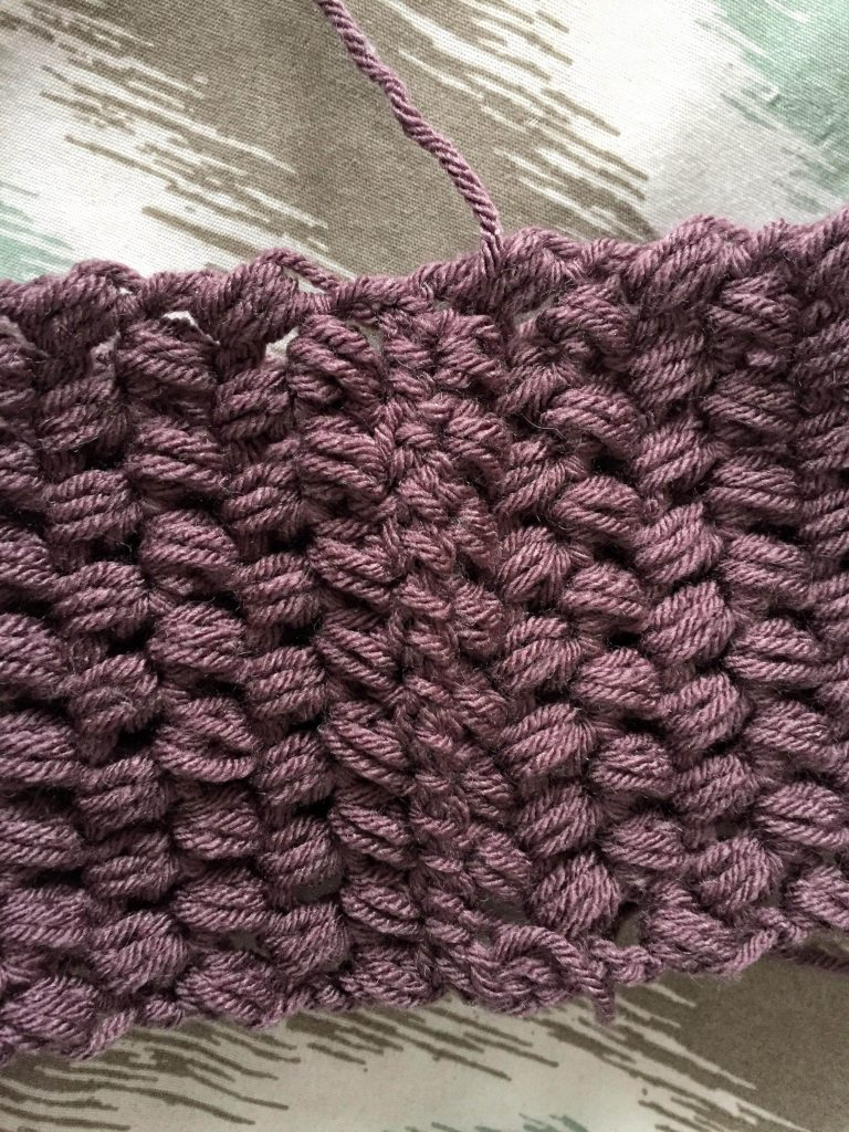 Whip Stitch Join in Crochet