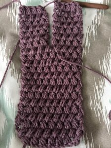 Twisted Headband Crochet