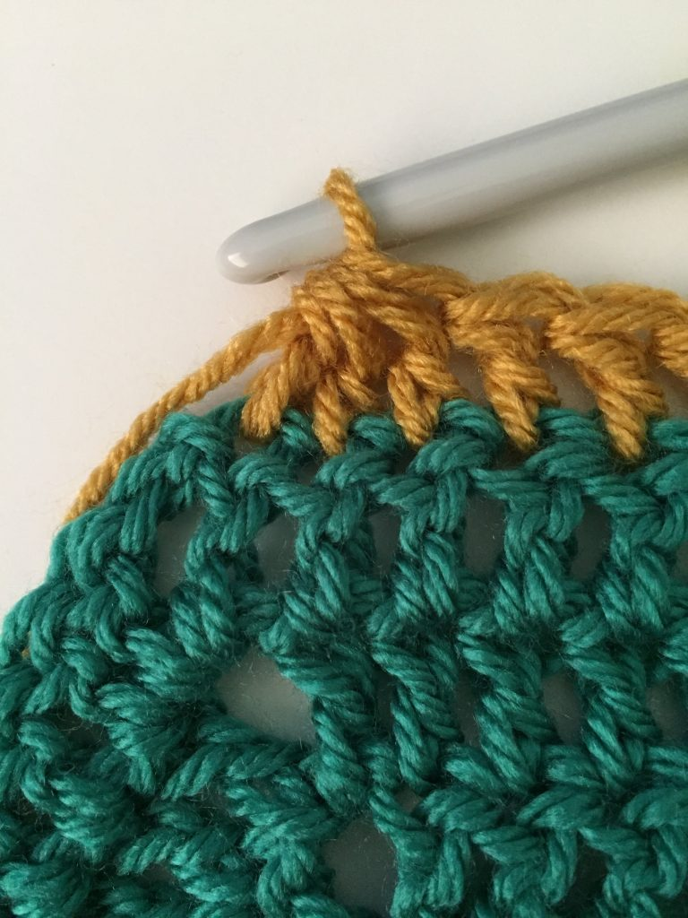 Crochet 3 Together Decrease Stitch