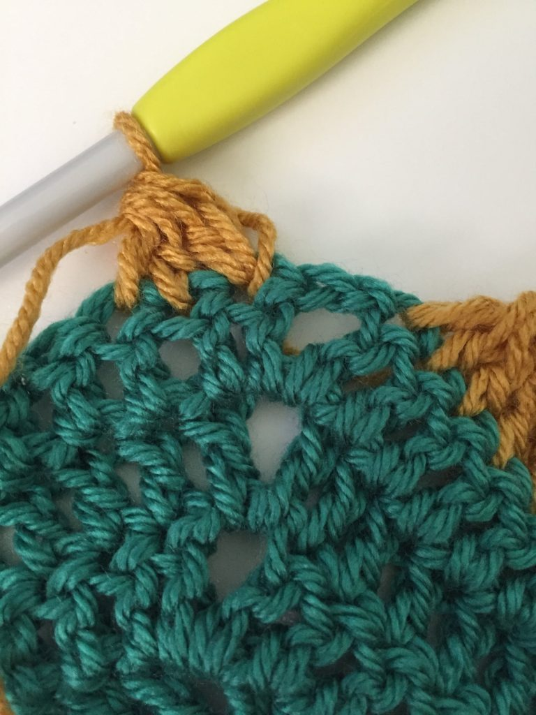 Crochet 3 Together