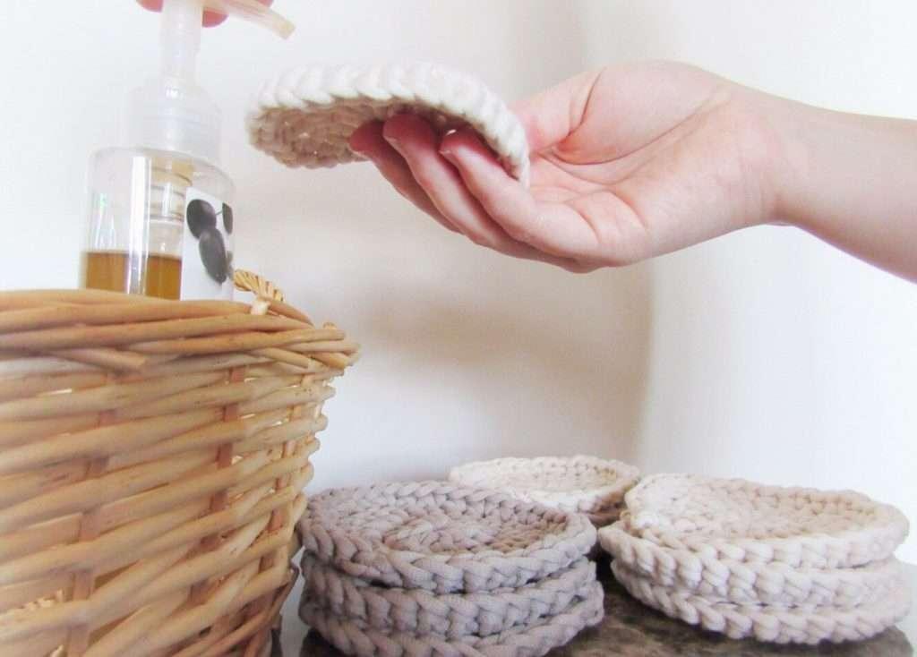 Crochet Reusable Facial Rounds