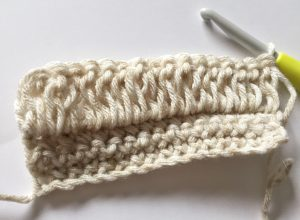 Long Double Crochet Stitch Tutorial