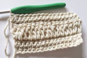 The Wrong Side of the Long Double Crochet Stitch