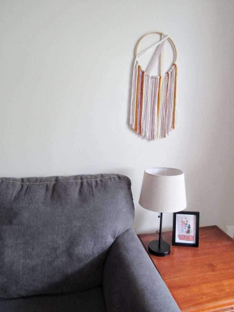 Beginner Macrame Wall Hanging DIY Tutorial