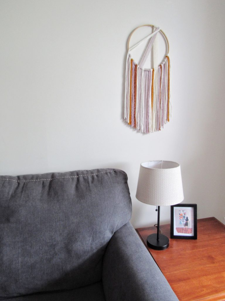 Beginner Macrame Wall Hanging DIY Tutorial