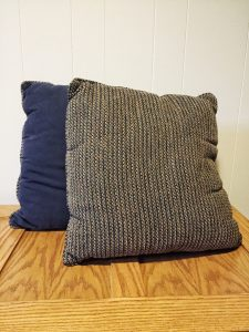 Thrifted Pillow Inserts