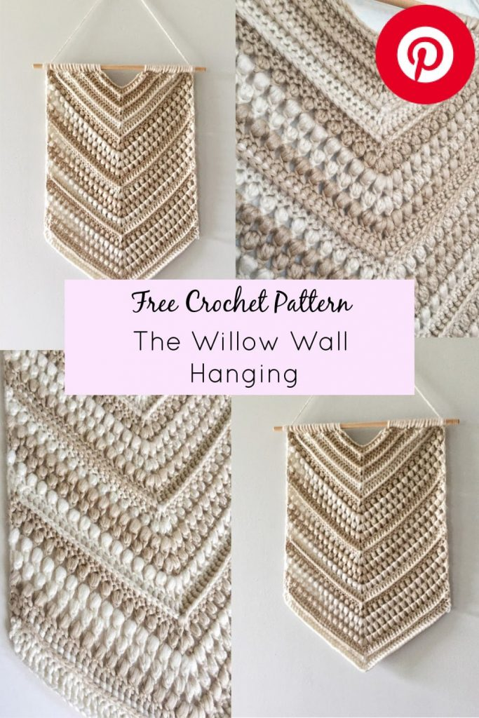 The Willow Wall Hanging Pinterest Pin