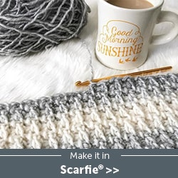 Make it in Scarfie Promotion Ad