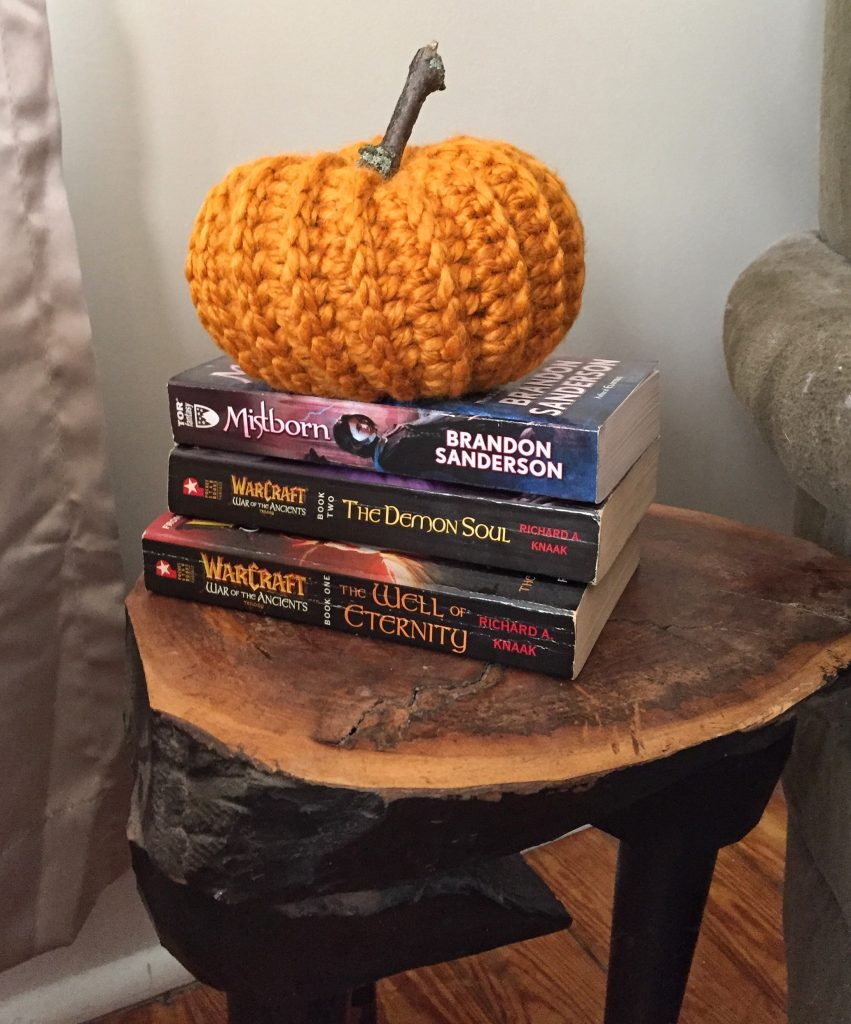 Crochet Textured Pumpkin Pattern