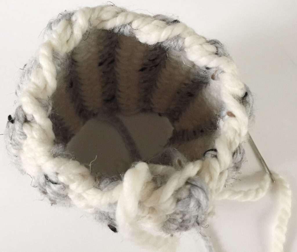 Shaping a Pumpkin in Crochet