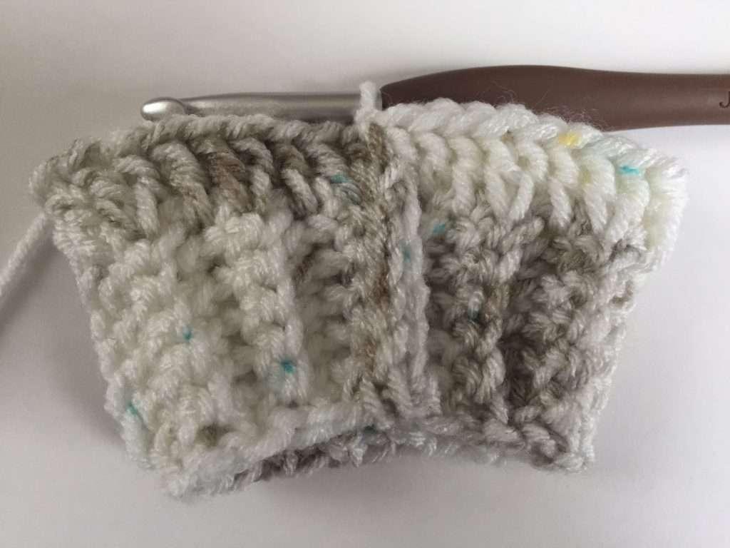 Crochet Textured Mittens 25
