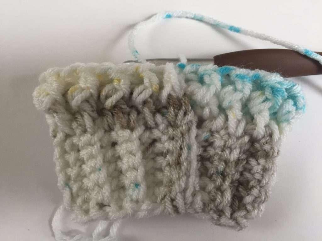 Crochet Mitten How-to