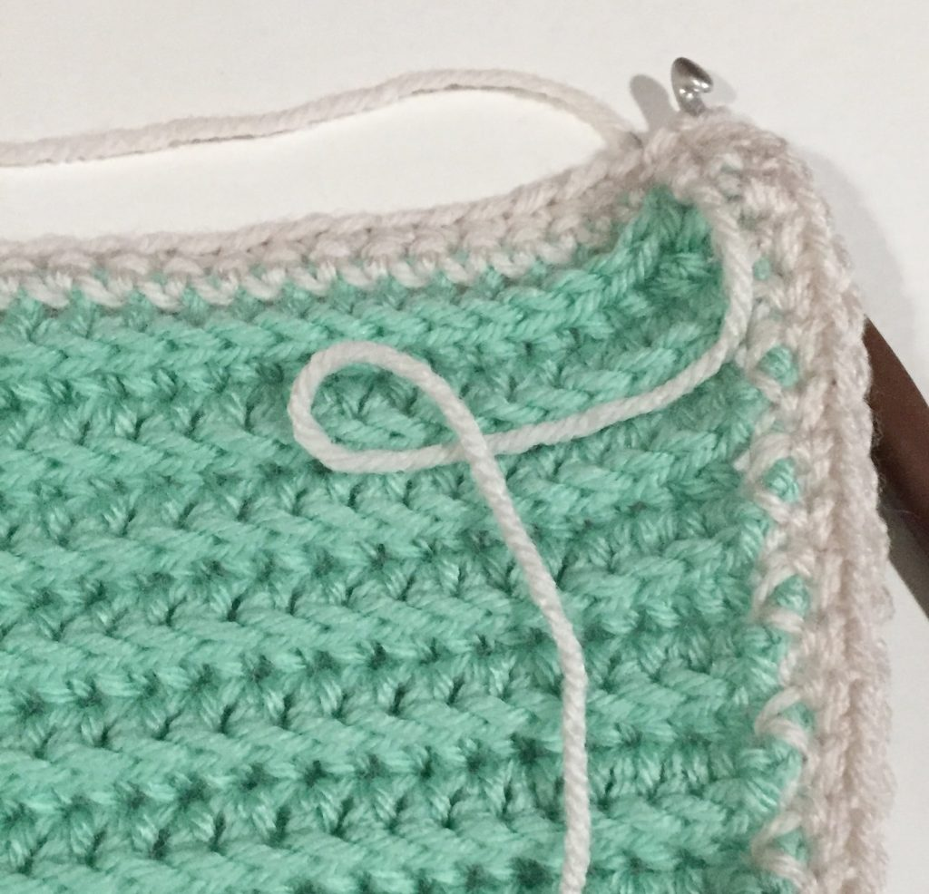 Join with a Slip Stitch