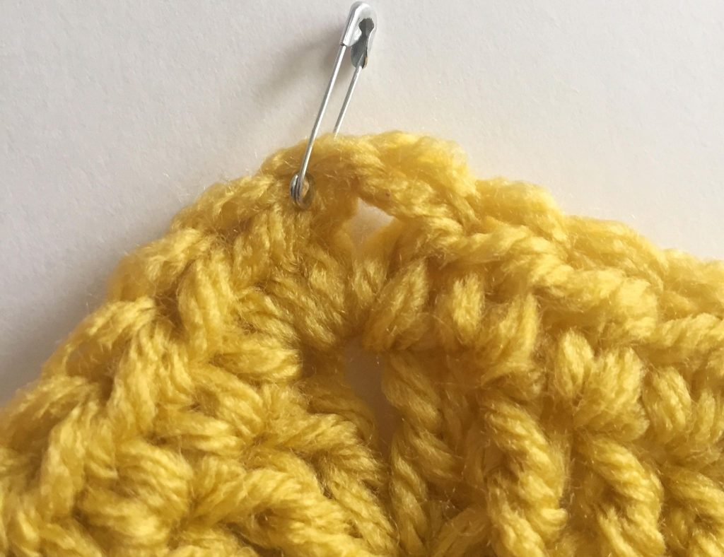 Stitch Markers in Crochet