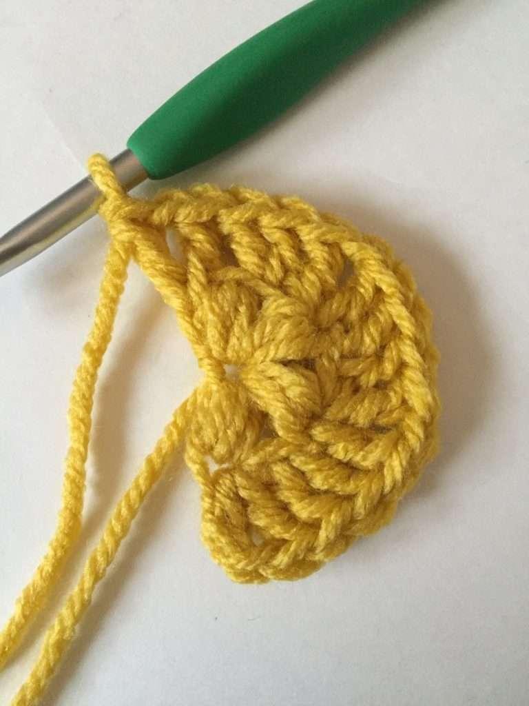 Crochet Trapezoid Pattern