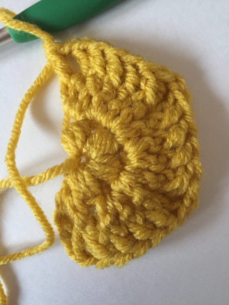 How to Crochet a Trapezoid