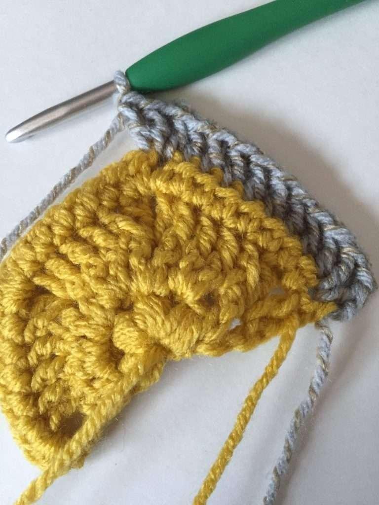 Double Crochet Trapezoid