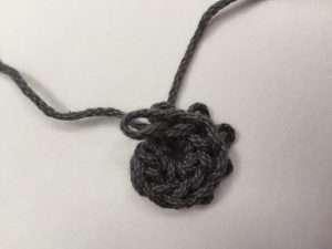 Crochet in Magic Ring