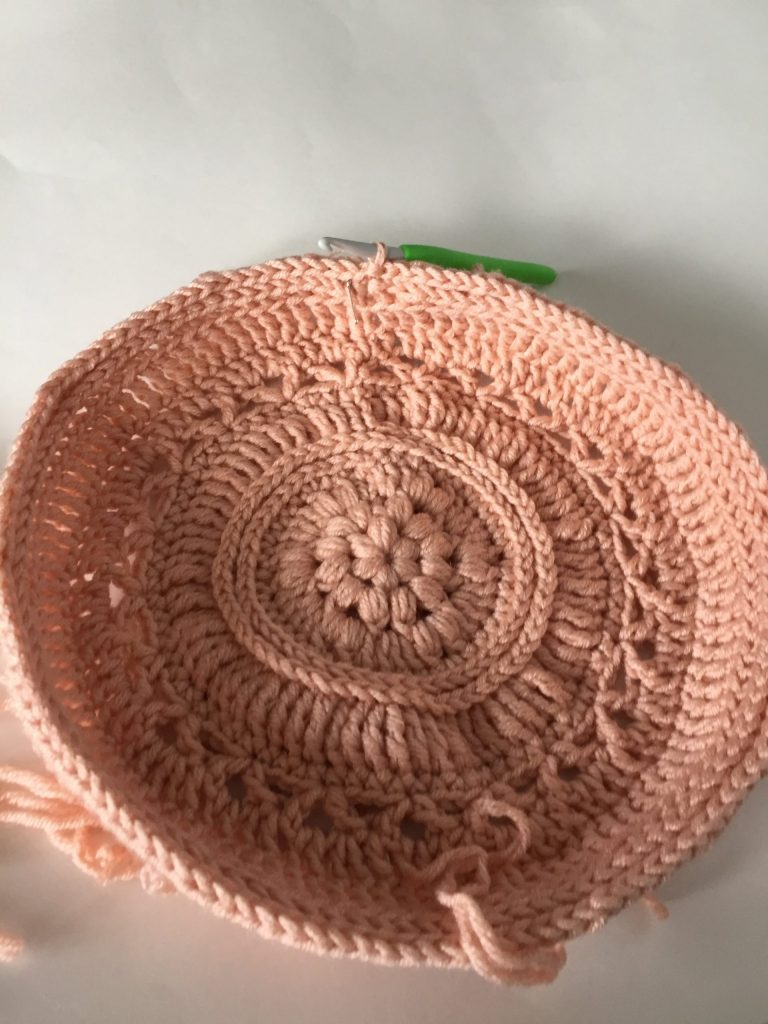 Crochet in the 3rd Loop Only