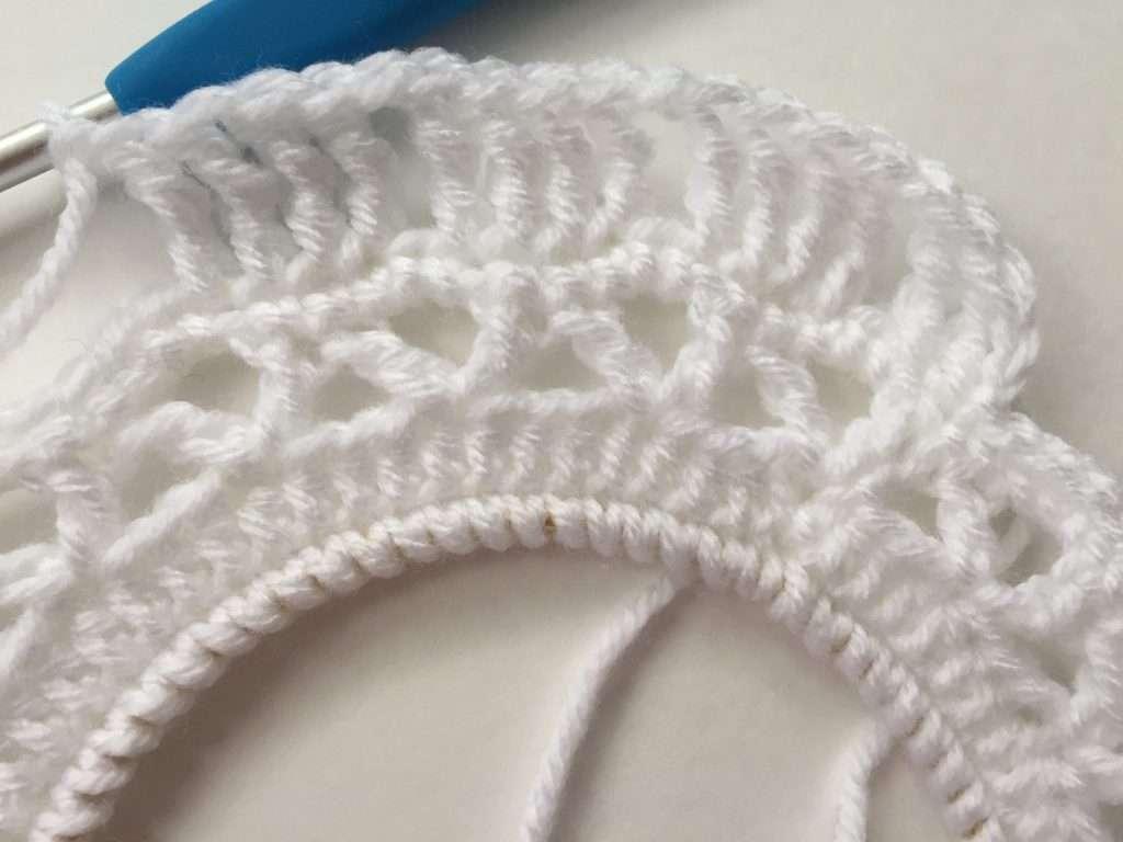 Triple Crochet Stitches