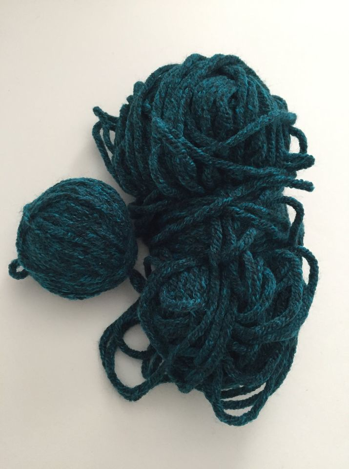 Selling Partially Used Yarn