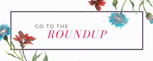 Round Up Button for Blog Hop