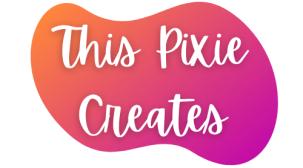 This Pixie Creates' Logo