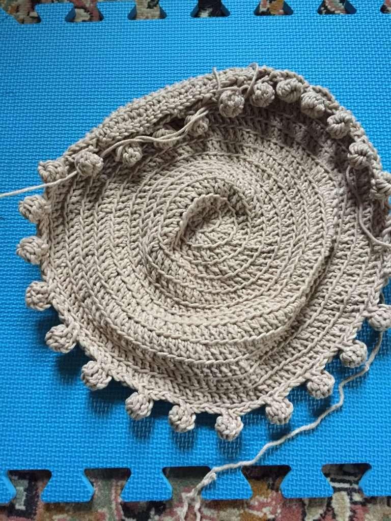 How to Make Crochet Lie Flat