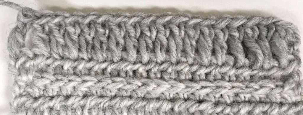 Long Double Crochet Stitch